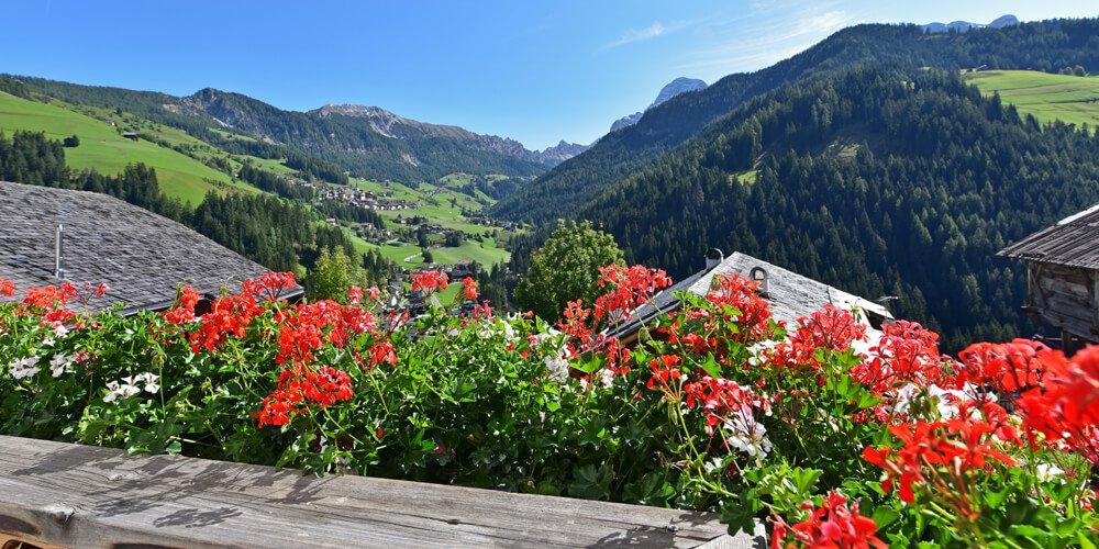 Tranquillità e vista panoramica