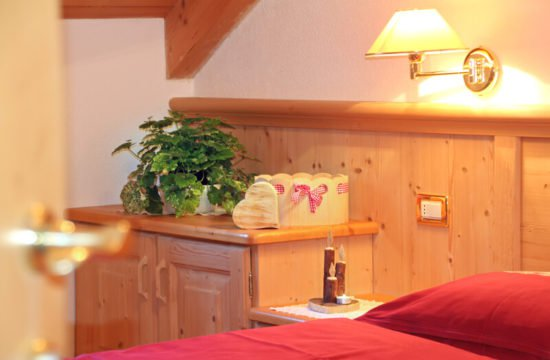 Farm holidays in the Dolomites at the farm Pramperch in the Badia Valley